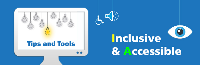 inclusive and accessible image