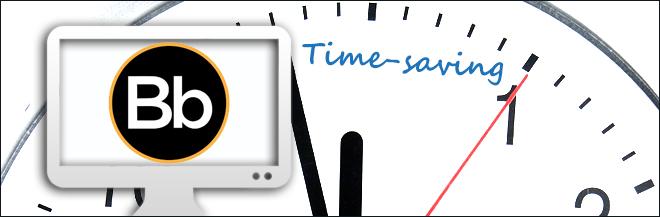 bb time saving image