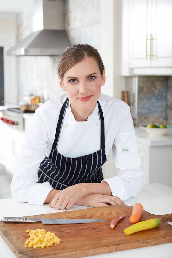 Chef Amy Symington, Founder Amelia Eats and George Brown College Professor