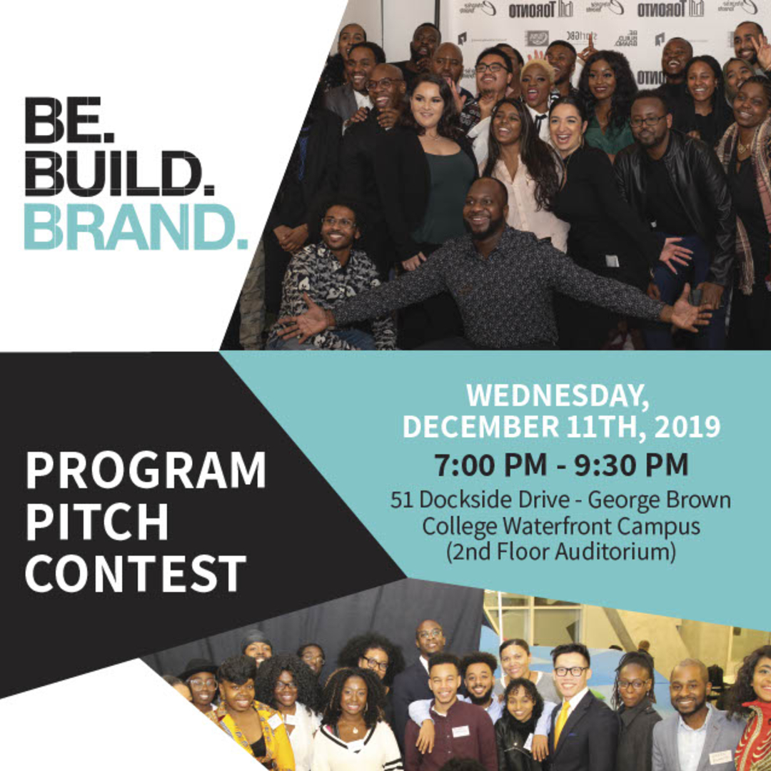 Be Build Brand Pitch Competition