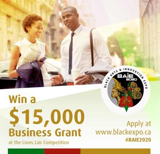 BAIE Business Grant