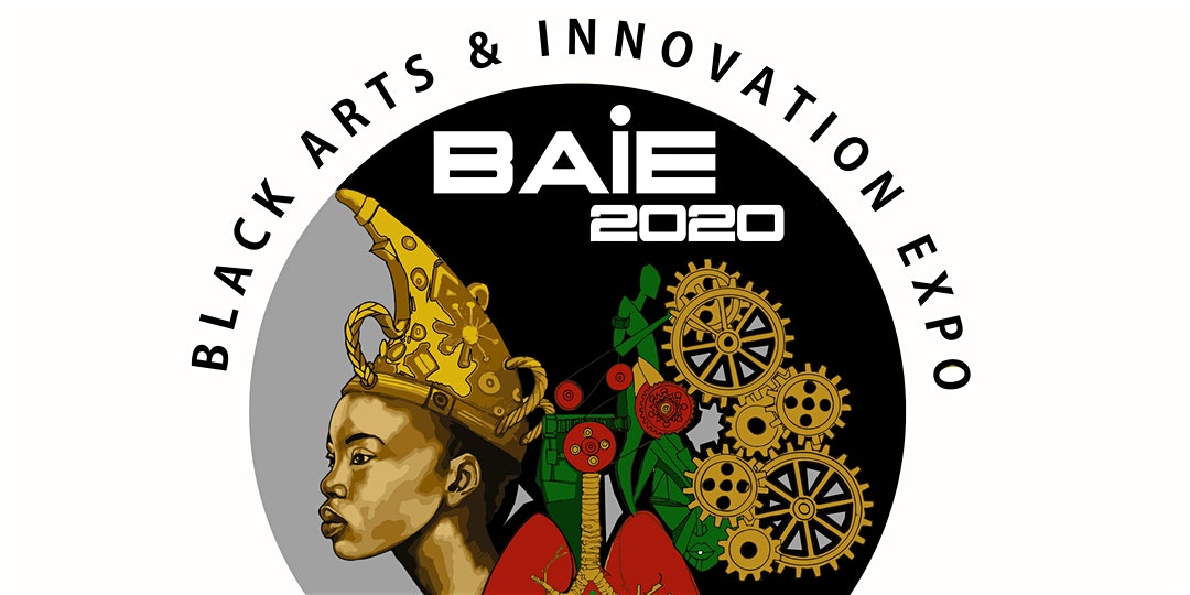 Black Arts & Innovation Expo 2020 Logo
