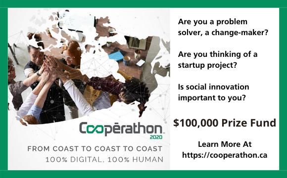 Cooperathon 2020 Promotional Image