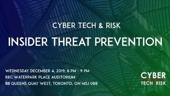 Cyber Tech & Risk Insider Threat Prevention Workshop