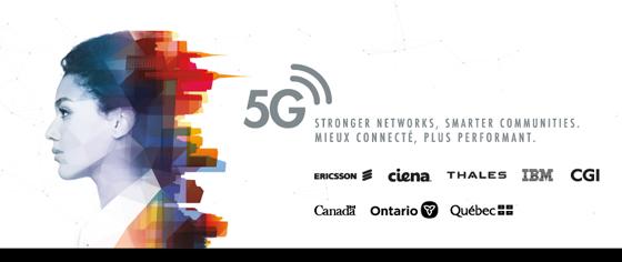 OCE 5G Funding