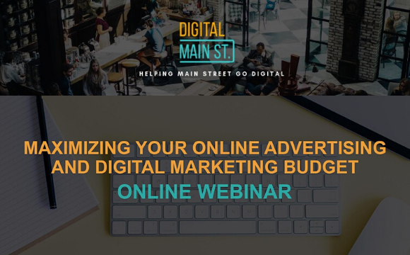 DMS Online Advertising and Digital Marketing Budget