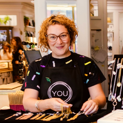 Sarah Dougall_Made You Look Jewellery