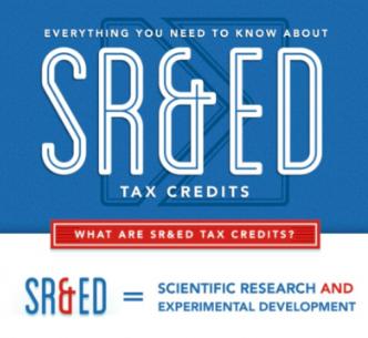 SR&ED TAX CREDITS