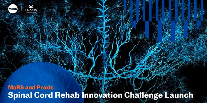 MaRS Spinal Cord Rehab Innovation Challenge Launch