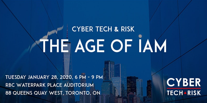 Cyber Tech & Risk THE AGE OF IAM