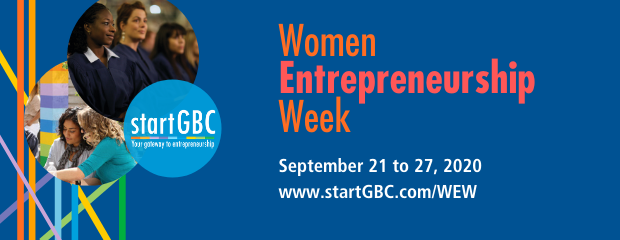 startGBC Women Entrepreneurship Week