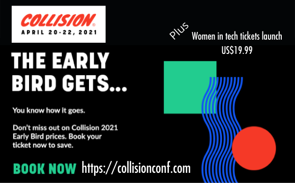 Collision 2021 Tickets
