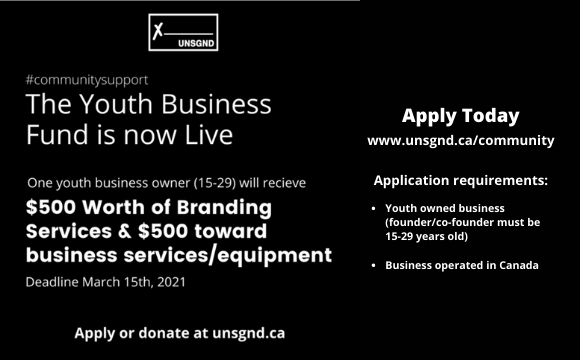 UNSGND Youth Business Fund