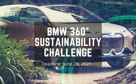 BMW Sustainability Challenge