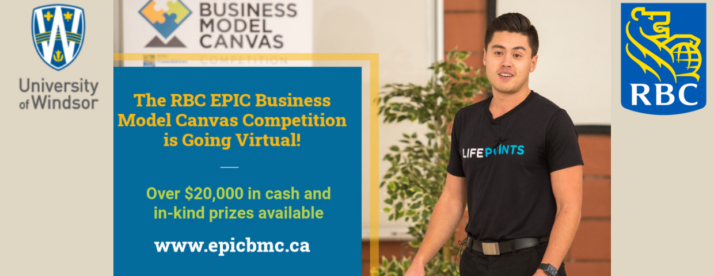 RBC EPIC Business Model Canvas Competition
