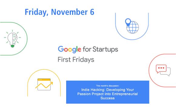 Google First Fridays