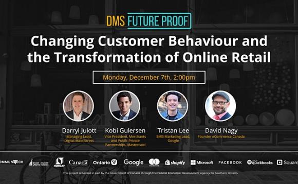 DMS FUTURE PROOF Event Logo