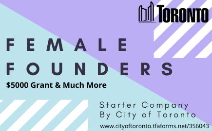 Starter Company_Female Founders