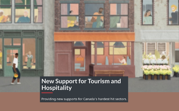 Canadian Government Hospitality Support
