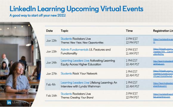 LinkedIn Learning Offering