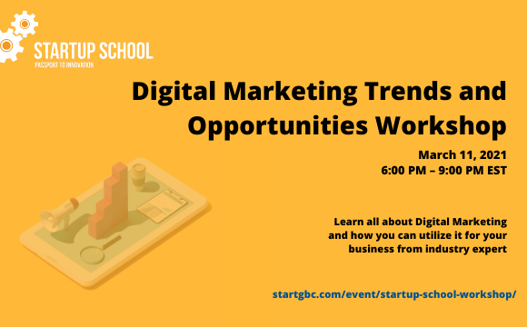 Digital Marketing Trends and Opportunities Workshop