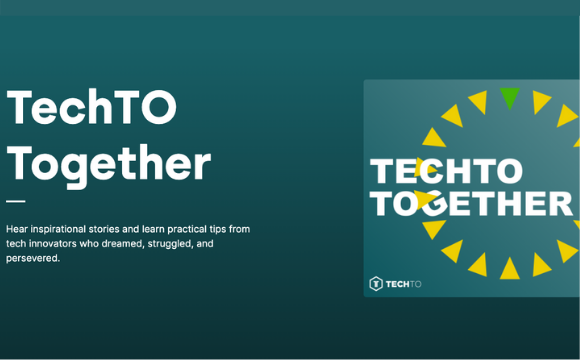 TechTO Together Logo