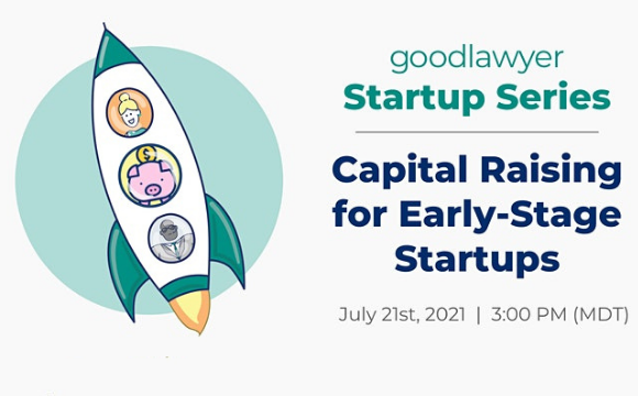 [Startup Series] Capital Raising for Early-Stage Startups
