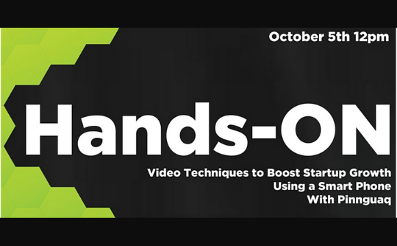 Hands On-Video Techniques to Boost Startup Growth Using a Smart Phone