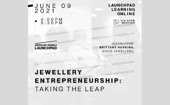 Launchpad Learning   Jewellery Entrepreneurship