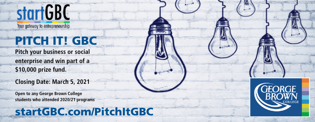 PITCH IT! GBC Competition Announcement Graphic