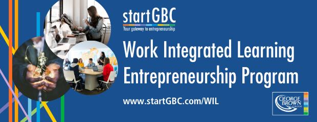 startGBC Work Integrated Learning Entrepreneurship Program