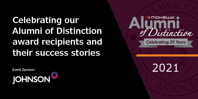 Celebrating our Alumni of Distinction award recipients and their success stories